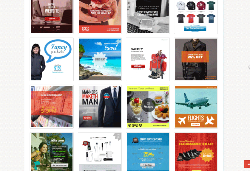 Free Templates to Design your campaigns using Visual Designer